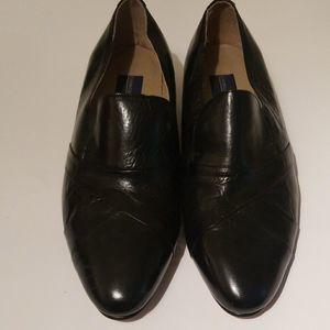 Giorgio Brutini Mens Black Dress Shoes 12
